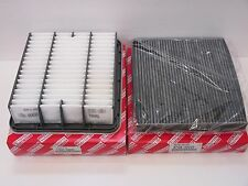 LEXUS OEM FACTORY AIR FILTER AND CABIN FILTER SET 2001-2006 LS430