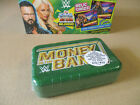 TOPPS WWE SLAM ATTAX RELOADED TRADING CARD MONEY IN THE BANK BRIEFCASE TIN WWE