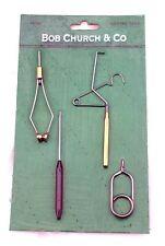 Bob Church & Co Fly Tying Tool Kit  / Tools  Fishing Tools   FA103