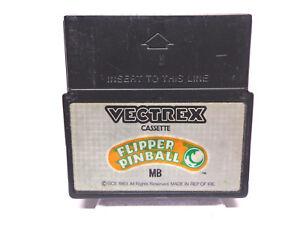 Vectrex Spiel - Flipper Pinball (Modul) 11400592