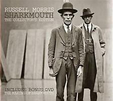 RUSSELL MORRIS Sharkmouth: Collector's Edition CD & DVD NEW