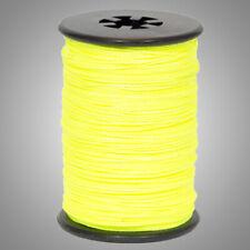 Flo Yellow .018 BCY Powergrip Serving Thread Jig Spool Bow String Bowstrings