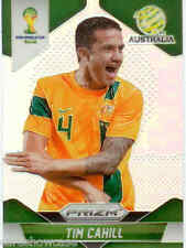 2014 World Cup Prizm Refractor Parallel No.17 T.CAHILL (AUSTRALIA)