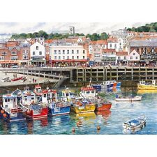 Gibsons - 1000 PIECE JIGSAW PUZZLE - Scarborough