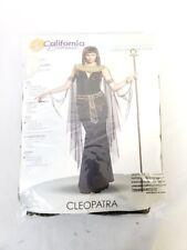 California Queen of Egypt Cleopatra Egyptian Goddess Halloween Adult Costume