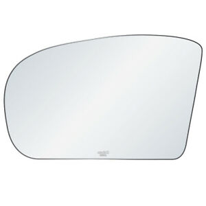 Driver Side Mirror Replacement Glass Fits Mercedes-Benz C E Class Adhesive LH