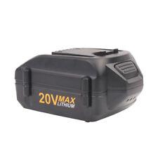 4.0ah WA3525 WA3520 20V MAX Lithium Battery for WORX WG163 WG151s WG155s WG