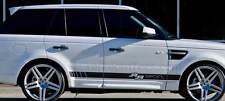Range Rover Sport Rayas Laterales Calcomanías De Vinilo Gráfico personalizado-en Varios Colores