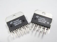 2 x tda2005 10w 20w NF-AMPLIFICATORE STMicroelectronics #13j22#