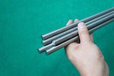 """11mm Dia Titanium 6al-4v Round Bar .433"""" x 40"""" Ti Rod Grade 5 Metal Alloy 5pcs"""