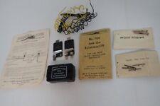 Vintage American Flyer S Gauge No.709 Lockout Eliminator Set With Envelop