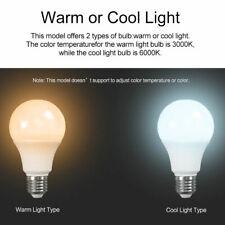eWeLink WiFi Smart Light Bulb 100-245V Voice Control WorkWith Alexa Google Home~