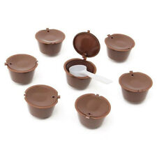10 PCS Rechargeable Reusable Coffee Capsule Filter for Nescafe Dolce Gusto M3P4