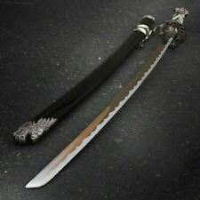 "42"" Handmade Japanese Open Mouth Dragon Cobra Katana Sword Sharp Bushido"