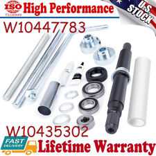 Tub Shaft Bearing Kit & Tool W10435302 and W10447783 For Whirlpool Kenmore US