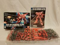 Gundam 0083 AGX-04 Gerbera-Tetra Mobil Suit 1:44 Scale Model Kit Bandai 2013