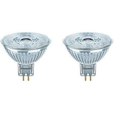 Osram LED Star MR16 GU5,3 4,6W=35W Reflektor Lampe 12V Warmweiß 2700K 2er-Pack
