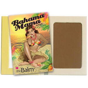 theBALM BAHAMA MAMA BRONZER FOR SUNKISSED LOOK - 100% AUTHENTIC