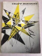 1956 Mid Century Modern CALIFORNIA design VOULKOS, NATZLER, DE PATTA studio art