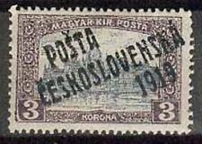 Czechoslovakia Sc B 88 mint hr fvf