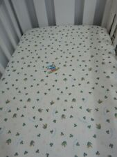 Gumnut Babies Cot Sheet Fitted Pure Cotton Fits to 79 x 130cm mattress