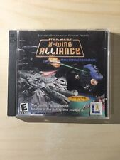 Star Wars: X-Wing Alliance (PC, 2001)