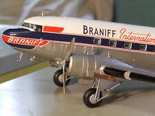 Franklin MInt 2x DC-3, JU-52, HE-111  1:48 Metall