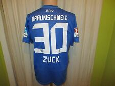 """Eintracht Braunschweig Nike Matchworn Trikot 2015/16 """"SEAT"""" + Nr.30 Zuck Gr.M"""