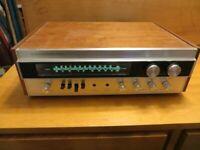Vintage Sherwood S-7100A  AM/FM Receiver from Estate for PARTS or RESTORATION