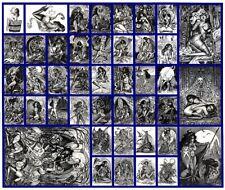 Paresi's Fatal Beauty Common Card Set