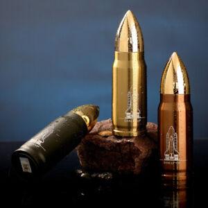 Vacuum Insulation Rocket Bullet Stainless Steel Bottle Sports Portable Drinkware