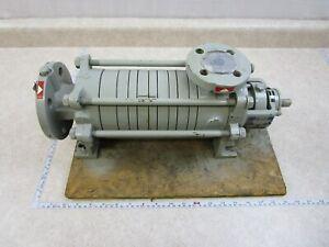 """Corken SC14WC2BG24, 3/4"""" x 1-1/2"""" Multistage Side Channel Pump, E0062"""
