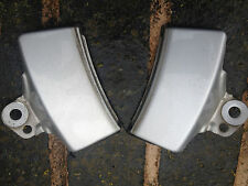 Toyota MR2 Roadster - Hardtop Blanking Plates - Silver