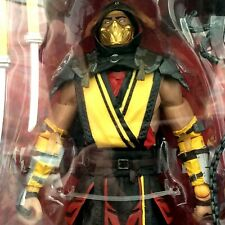 "Mortal Kombat Scorpion 7"" Action Figure McFarlane Toys Brand New Boxed"