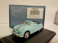 Model Car, Austin atlantic Light Blue,  1/76 New