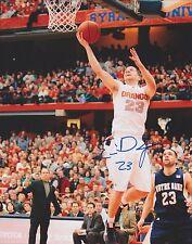 Eric Devendorf Signed Autograph Auto 8x10 Photo Syracuse Orange Orangemen Coa