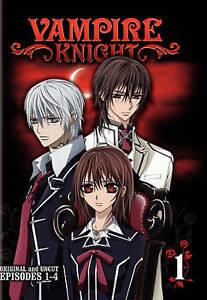 Vampire Knight, Vol. 1 (DVD, 2010)