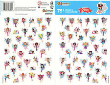 Sandylion Vintage FAIRIES Fairy Fantasy Magic Stickers Over 75 Stickers RETIRED