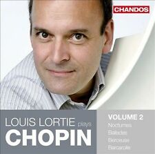 Louis Lortie plays Chopin, Vol. 2 2012 by Chopin; -- ExLibrary