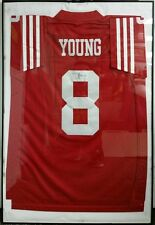 Steve Young Autographed Signed 49ers Jersey 2XL