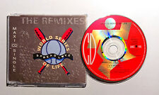 """WORLD SERIES OF LIFE """"Spread Love (THE REMIXES)"""" 3-Track-German-Maxi-CD 1992"""
