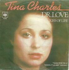"Tina Charles - Dr. Love  (1976)  GERMANY 7"""