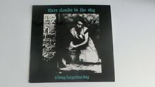 Three Clouds In The Sky A Long Forgotten Day Dutch Wave 5 track LP