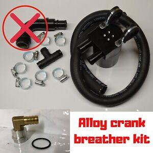 Audi TT Mk1 99-06 1.8t Bam Apx Ayp Audi Tt Catch Can Kit Setup Alloy Black