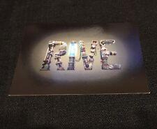 Rive Limited Run Games Post Card - Rare Lot