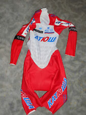 Decca Speed Suit Team Katusha Canyon Aero Zeitfahranzug / Skinsuit