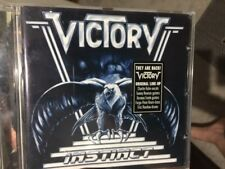 VICTORY - INSTINCT CD  RARE - Out Of Print