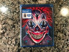 Poltergeist New Sealed Blu-Ray! 2015 Horror! With Exclusive Coloring Book!