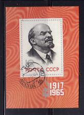 RUSIA-URSS/RUSSIA-USSR 1965 USED SC.3113 Lenin
