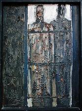 Gerhard Elsner 1930 Senftenberg-2017: Ausblick, Öl , 80 x 60 cm 1992, publiziert